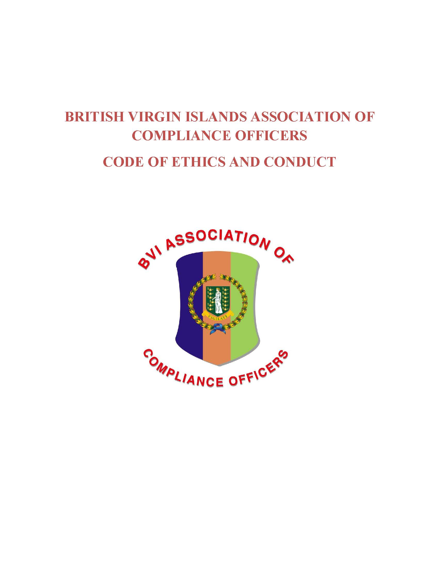 Code of Ethics and Conduct